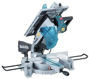 Ingletadora con mesa. luz y guia laser 1650w 3800 RPM disco 305 mm 20.7 Kg MAKITA LH1200FL