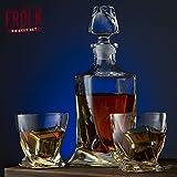 Whiskey Stones Gift Set for Men & Women - Whiskey