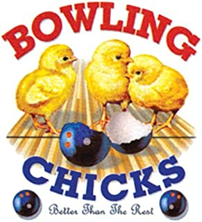 product image for Bowling Chicks Towel by Master