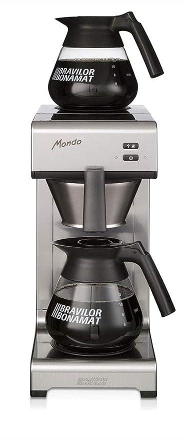 Bravilor Bonamat Cafetera Eléctrica Tipo Mondo 2 rápido ...