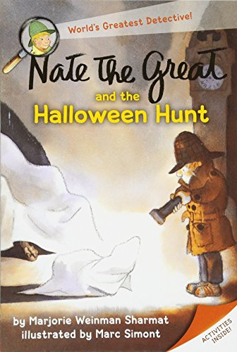 Nate the Great and the Halloween Hunt (Nate the Great, No. (Great Halloween Ideas)