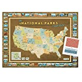 quest sticker - National Parks Travel Quest Poster