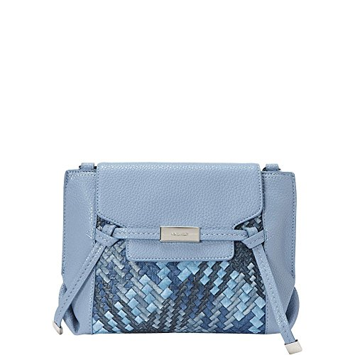 Nine West Tied and True Cross Body, River Blue/Blue Multi