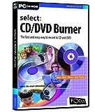 Select: CD/DVD Burner