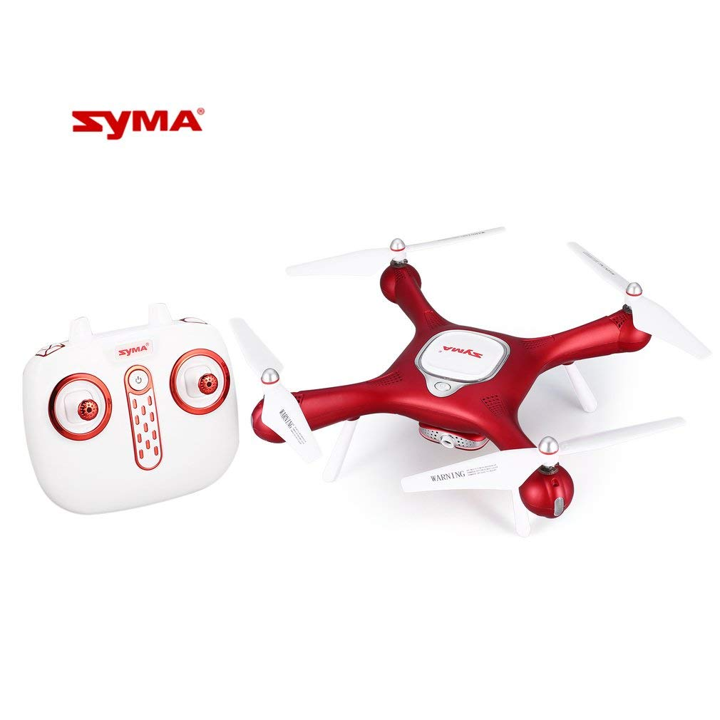 Syma X25W Einstellbare 720 P WiFi FPV Drohne Headless Modus Optischer Fluss Quadcopter