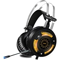 ALWUP Stereo Gaming Headset for PS4, Xbox One Headset,...