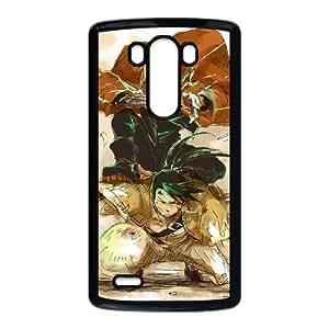 Lg G3 Case Black Fullmetal Alchemist Cell Phone Case Cover L4S8BW