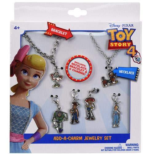 UPD Disney Toy Story 4 Add-A-Charm Jewelry Set