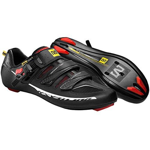 Mavic Ksyrium Elite Rennradschuh Schwarz Rot