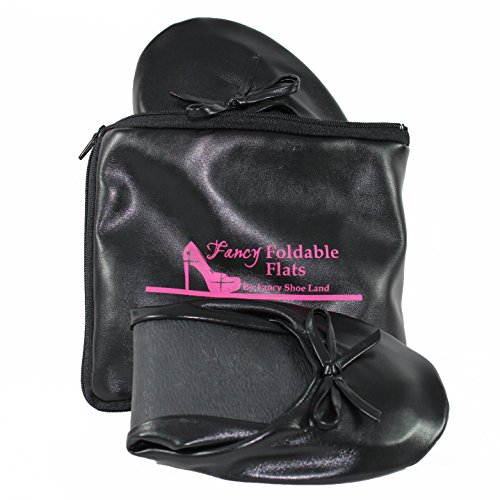 Foldable Flats with EXPANDABLE TOTE Bag -