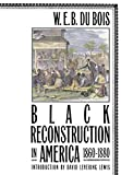 img - for Black Reconstruction in America, 1860-1880 book / textbook / text book
