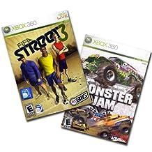 FIFA Street 3 & Monster Jam - Xbox 360