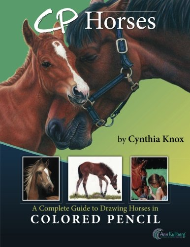 CP Horses Complete Drawing Colored product image