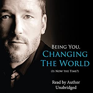 Being You, Changing the World Hörbuch
