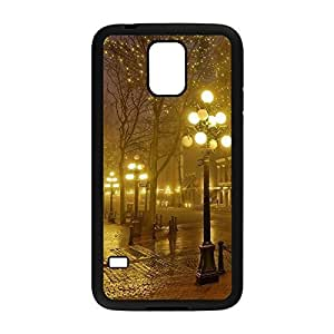 London Protective Hard PC Snap On Case for Samsung Galaxy S5-1122044