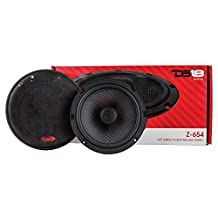 "DS18 Audio Z-654 ELITE 6.5"" 2-WAY COAX SPEAKERS 180W"