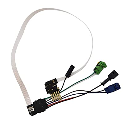 Astounding Amazon Com Carrfan Wiring Harness For Renault Megane 2 Mk Ll Wagon Wiring Database Redaterrageneticorg
