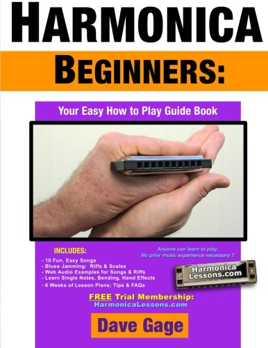 Harmonica Beginners - Your Easy How to Play Guide ()