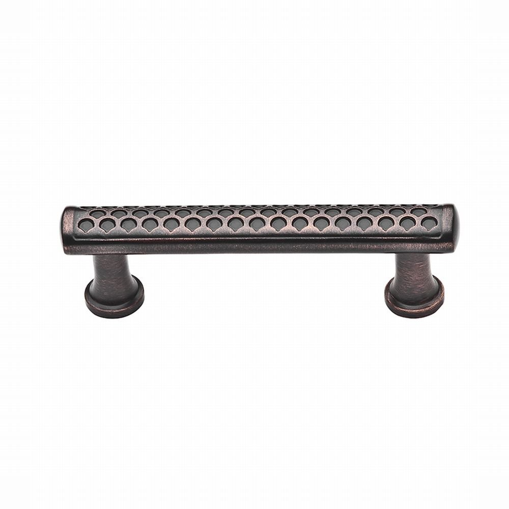 Baldwin 4371112 Couture Cabinet Pull in Aged Bronze