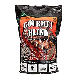 Green Mountain Grills Gourmet Pellet Blend from epic Green Mountain Grills