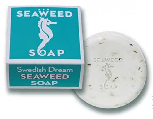 Swedish Dream Seaweed Soap - 4.3oz each by Kala