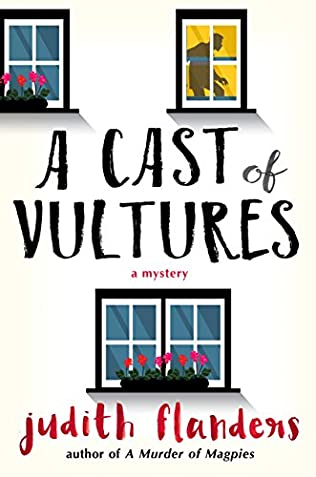 book cover of A Cast of Vultures
