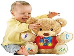 Fisher-Price - Osito Aprendizaje (mayores de 9 meses) (Mattel)