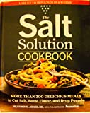 The Salt Solution Cookbook, Heather K. Jones, 1609610148