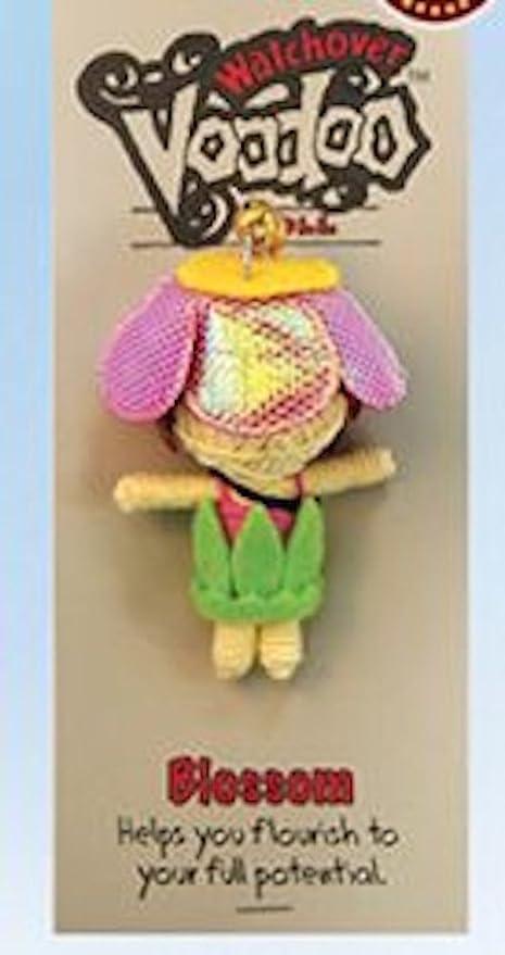 Amazon.com: John Hinde Watchover Voodoo Doll Blossom: Toys ...