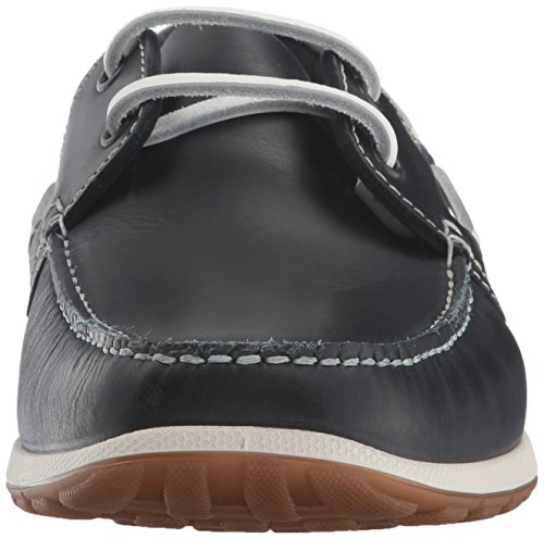 online cheap online ECCO Men's Dip Moc Moccasin Navy Boat outlet clearance store 4xvbVE