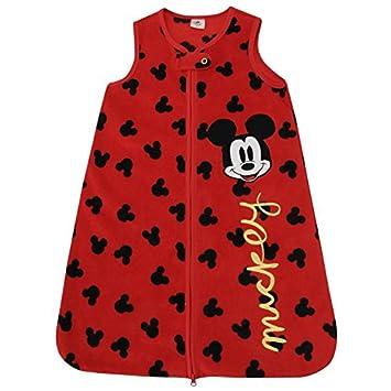 0370a5eb9aa6 Disney Mickey Mouse Fleece Sleeper Sleepsuit All In One Grow Bag ...