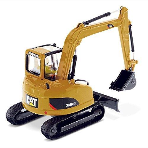1:50 Scale Cat? 308C CR Hydraulic Excavator Die-cast Model by Diecast Masters - 50 Cat Excavator