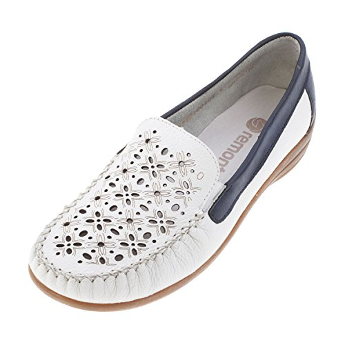 Dames Chaussures Remonte COMBI WHITE D6211 7YqPTO