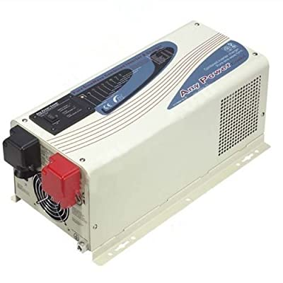 PF Series ZODORE 2000w Peak 6000w Low Frequency Pure Sine Wave Inverter/ Charger DC 12v AC 110v Converter