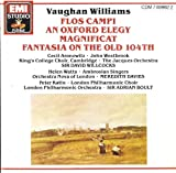 Vaughan Williams: Flos Campi/An Oxford Elegy/Magnificat/Fantasia on the Old 104th Psalm Tune