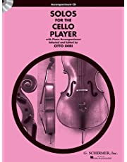 Solos for the Cello Player: Accompaniment CD