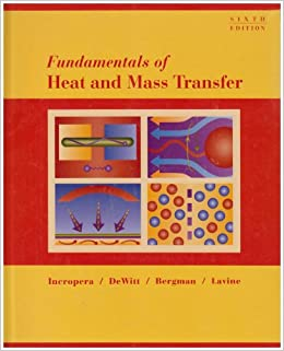 Fundamentals Of Heat And Mass Transfer - image 8