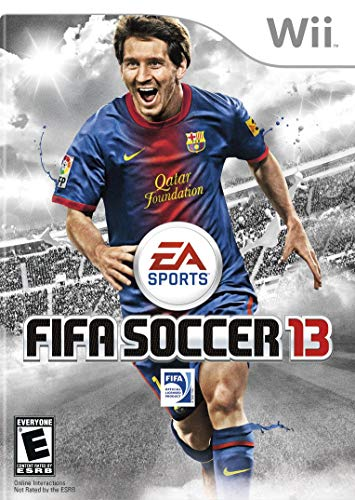 FIFA Soccer 13 - Nintendo Wii (Renewed)