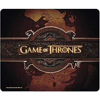 12x10 Inch Game of Throne World Map Fantasy Mousepad Large Mouse Pad Mouse mat