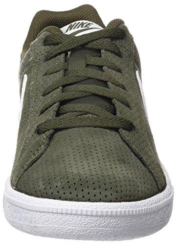 buy popular 610d7 33d43 Nike Court Royale Suede - Trainers, Men, Brown - (Cargo KhakiWhite), 38.5  Amazon.co.uk Shoes  Bags