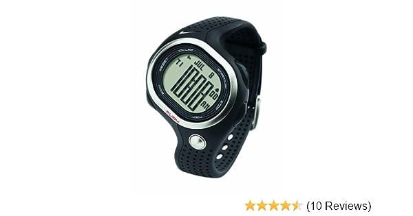 Amazon.com: Nike Mens Triax Fury 100 Super Watch - Black/Black One Size: Nike: Watches