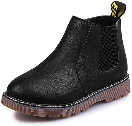 SOFMUO Baby Kids Boots Leather product image