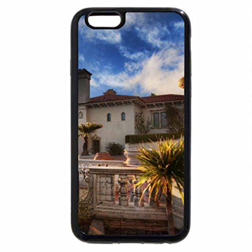 iPhone 6S / iPhone 6 Case (Black) Living on the Shoreline