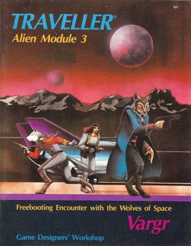 Vargr (Traveller Alien Module 3) (Traveller Alien Module compare prices)