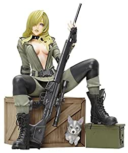 Metal Gear Solid Pretty Sniper Wolf 1/7 scale PVC painted PVC Figure