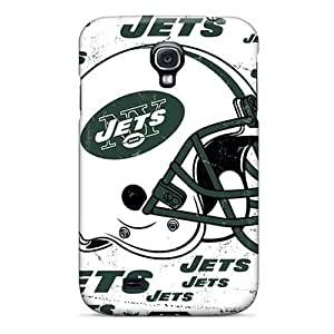 For Galaxy S4 Tpu Phone Case Cover(new York Jets)