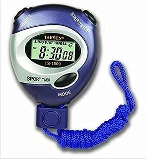3e89218a301e Waymeduo Deportes cronómetro profesional digital portátil LCD Deporte  Cronómetro contador del…
