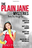 The Plain Jane Mysteries: Books One Through Four: A Cozy Christian Collection (Paperback)