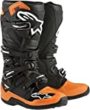 ALPINESTARS Boot Tech 7 Orange / Black / White 11 US Size 11
