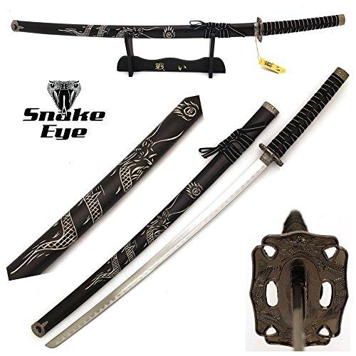 Snake Eye Tactical Two Tone Samurai Katana
